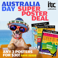 Australia Day Poster Special