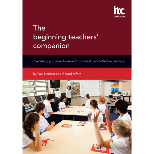 beginning teachers' companion Second Edition